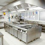 تجهیز صنعتی آشپزخانه