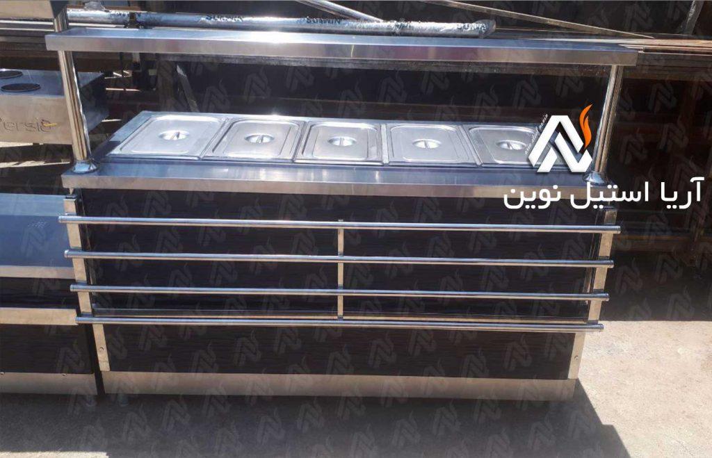 تاپینگ-گرم | تجهیزات آشپزخانه صنعتی | تجهیزات فست فود