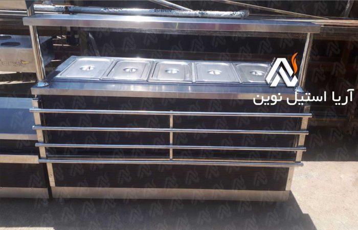 تاپینگ-گرم   تجهیزات آشپزخانه صنعتی   تجهیزات فست فود