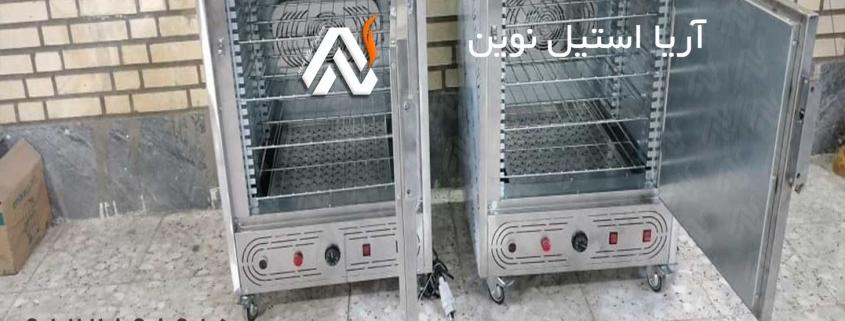 گرمخانه غذا صنعتی