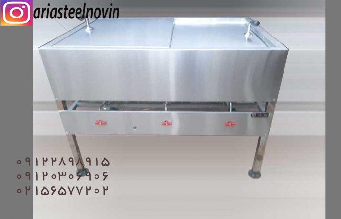 فر دیزی پز   تجهیزات آشپزخانه صنعتی   تجهیزات فست فود