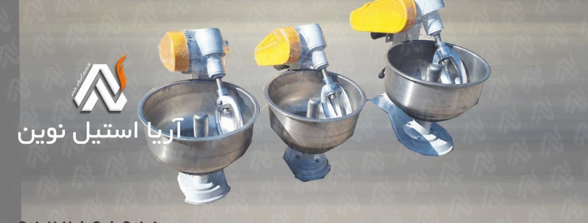 خمیر گیر صنعتی_تجهیزات آشپزخانه صنعتی