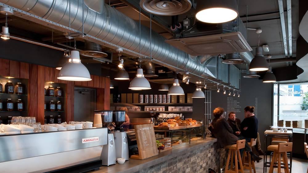 راه اندازی کافه یا رستوران