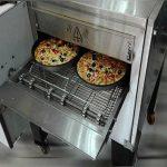 فر پیتزا ریلی دهنه 50 _ تجهیزات آشپزخانه صنعتی _ تجهیزات فست فود