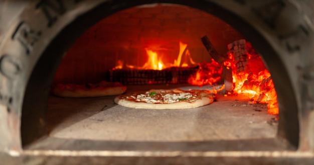 فر پیتزا ایتالیایی