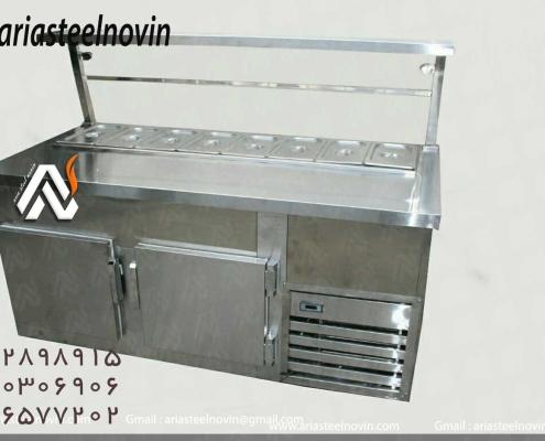 تاپینگ _تجهیزات آشپزخانه صنعتی