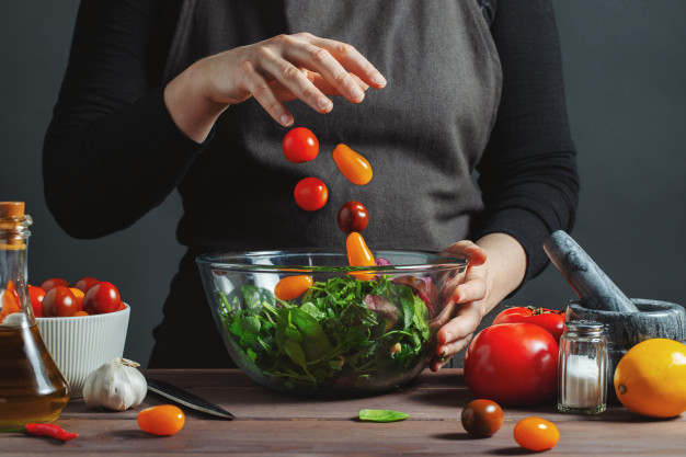 سرعت عمل آشپز