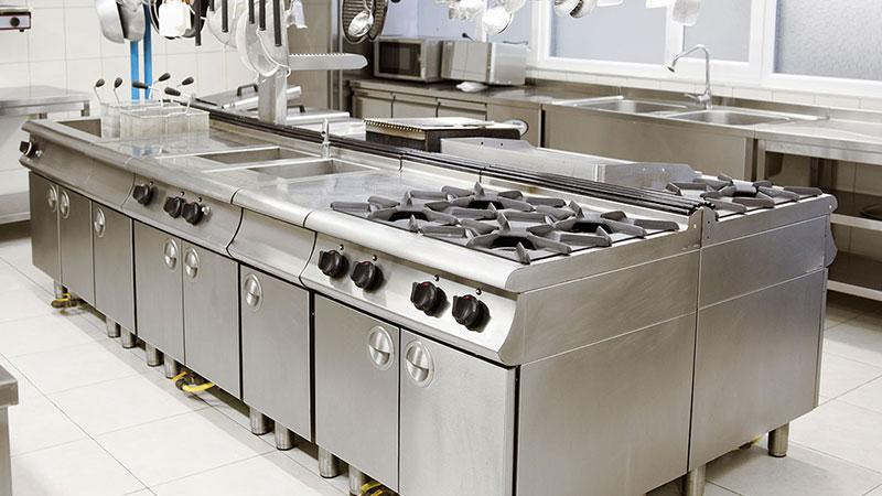 تجهیزات پخت و پز