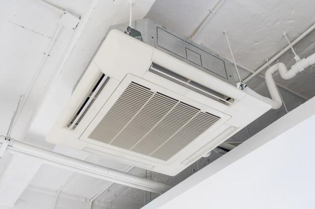 سیستم تهویه هوا