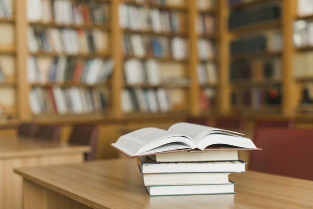 کتابخانه محل