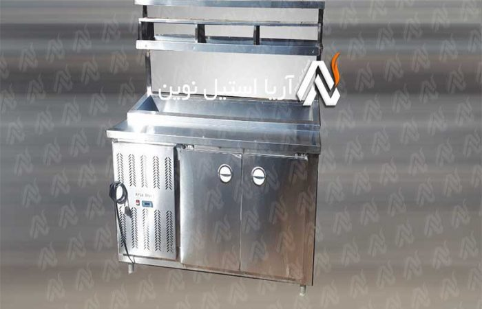قیمتتاپینگ فست فود - تجهیزات آشپزخانه صنعتی - تجهیزات فست فود