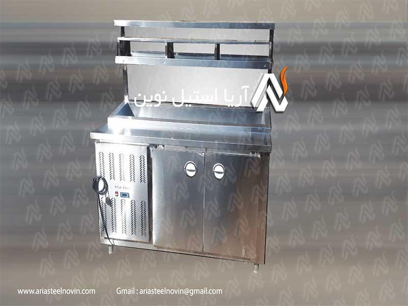 قیمت تاپینگ فست فود - تجهیزات آشپزخانه صنعتی - تجهیزات فست فود