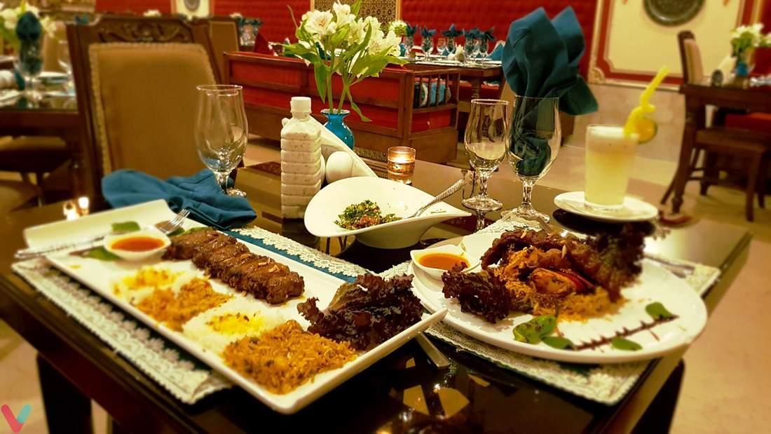 بهترین رستورا نهای تهران