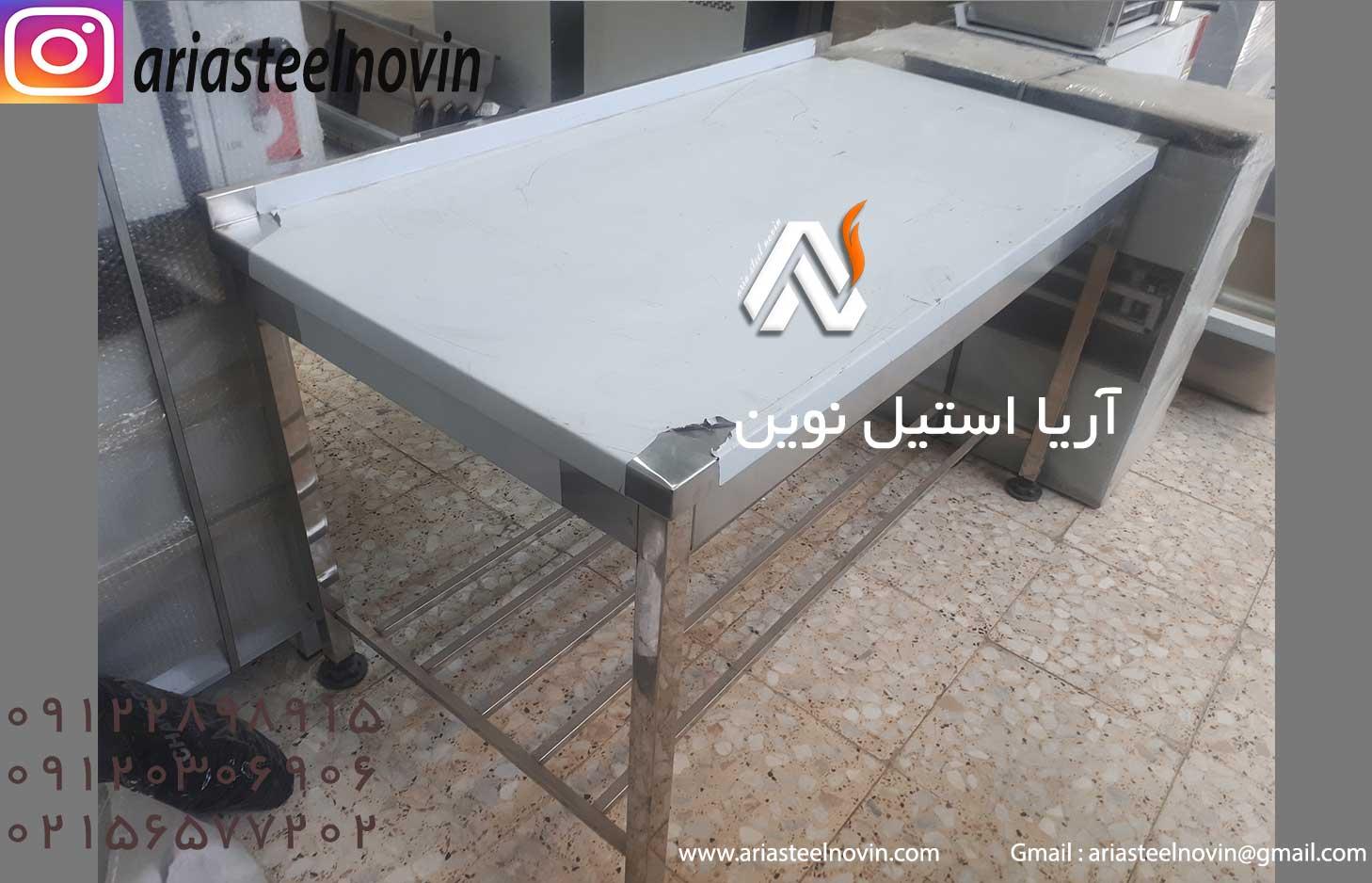 قیمت میز کار صنعتی