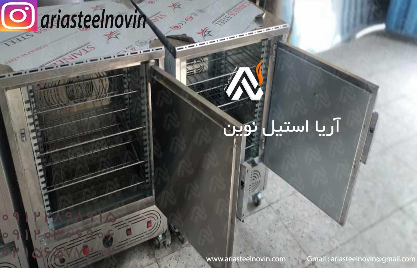 گرم شدن غذای پرسنل بدون ته دیگ شدن و سوختن و گرم کردن غذا در کمترین زمان بدون افت کیفیت غذا را شامل میشود