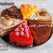 طرز تهیه کیک تولد دونفره