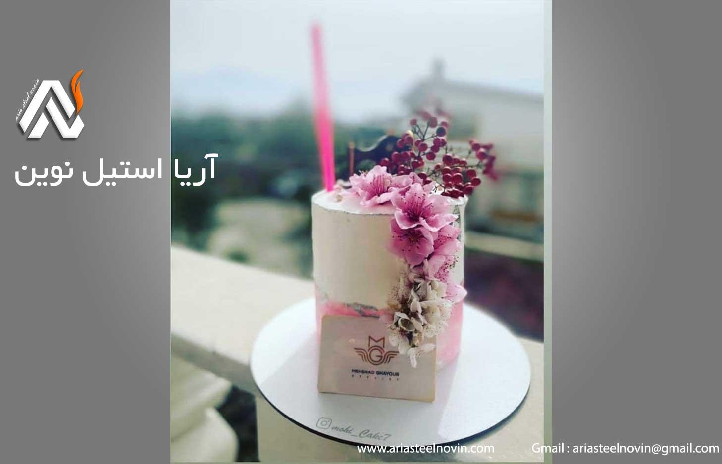 کیک تولد دونفره خاص