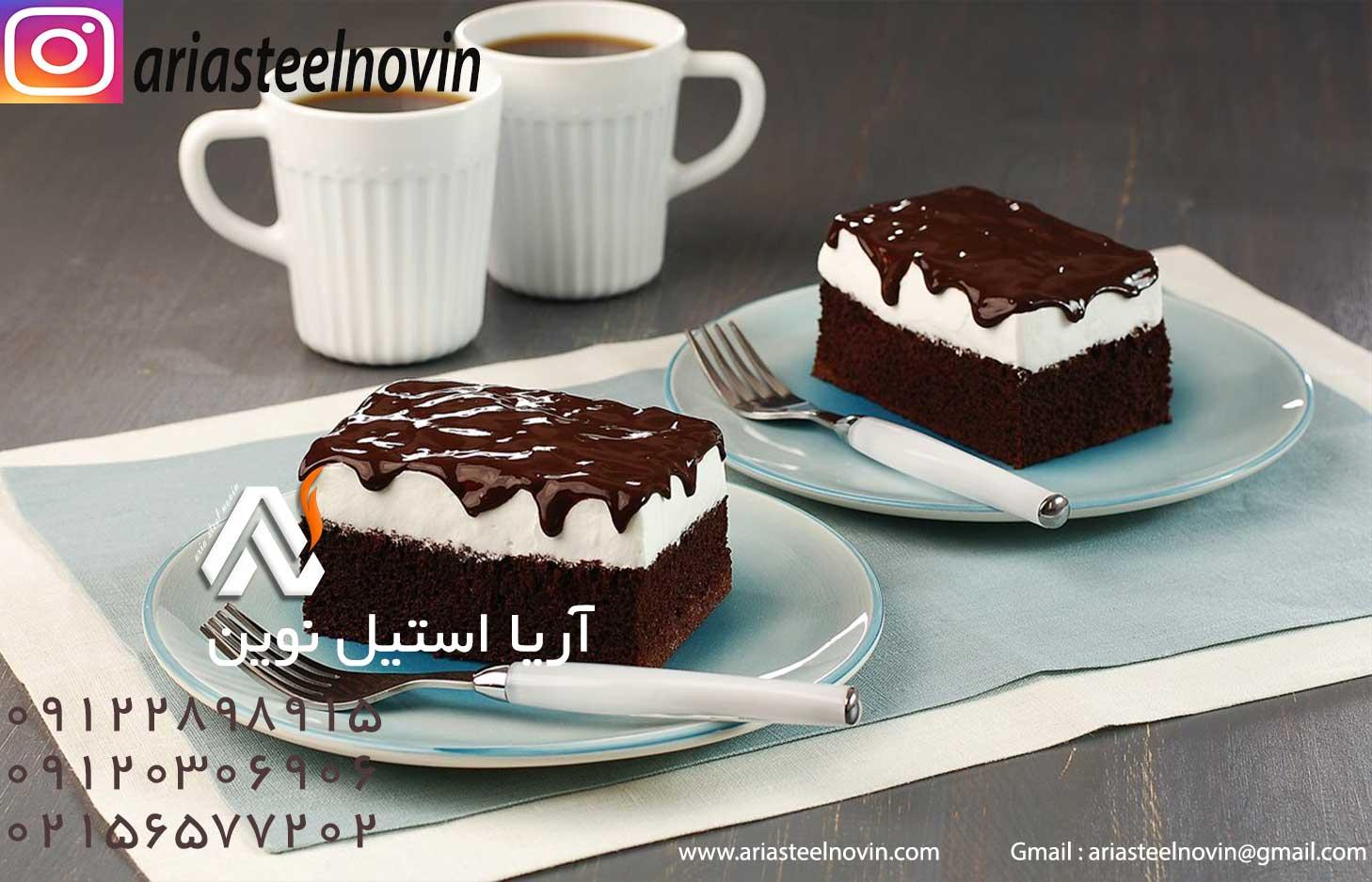 طرز تهیه کیک خیس ترکیه ای